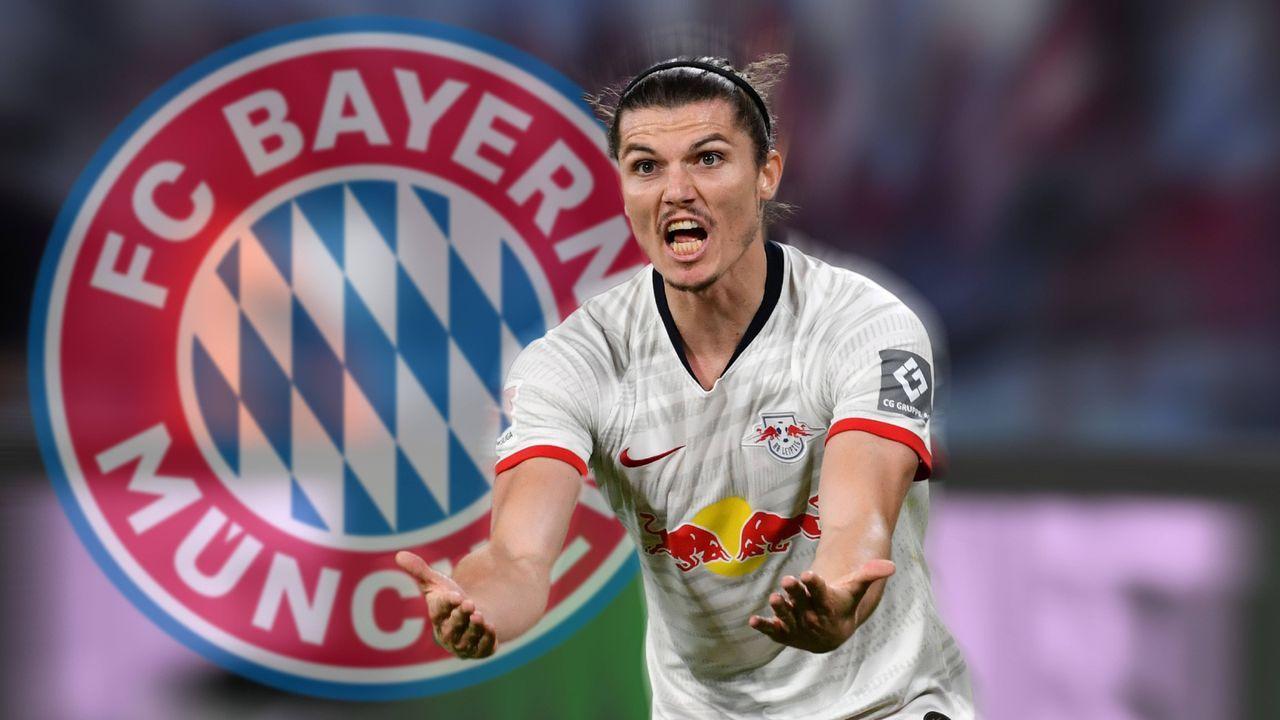 Marcel Sabitzer (FC Bayern München) - Bildquelle: Imago