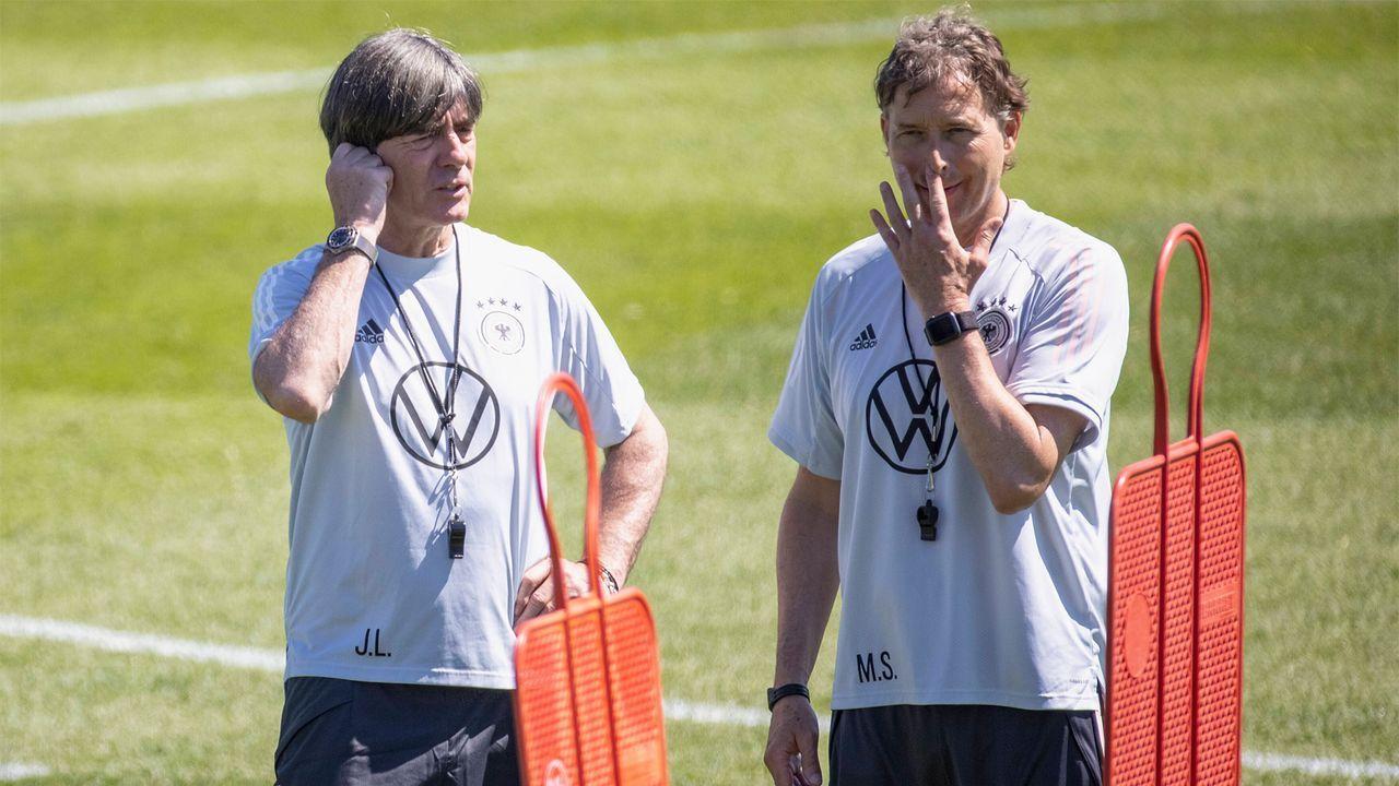 Aufstellung für das Spiel gegen Portugal - zurück zur Viererkette, Kroos auf die Bank - Bildquelle: Imago Images