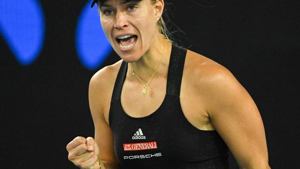 Angelique Kerber wird das Turnier in Bad Homburg spielen - Bildquelle: AFPSIDPAUL CROCK