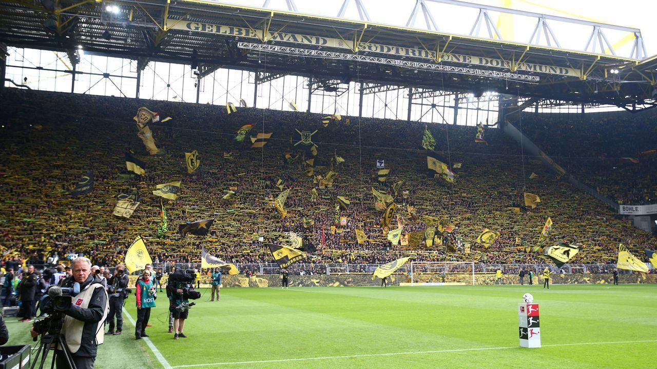 Borussia Dortmund - Bildquelle: imago images / Thomas Bielefeld