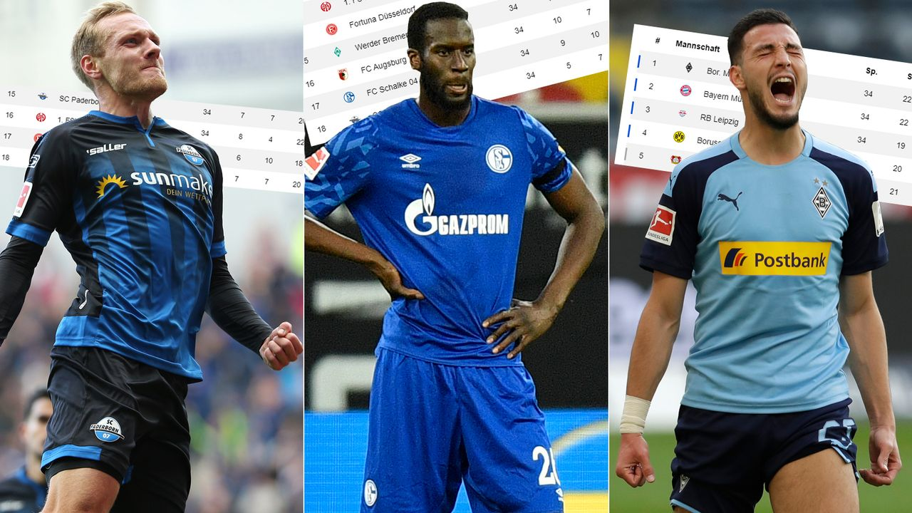 Die extremsten Szenarien im Bundesliga-Endspurt - Bildquelle: Getty Images
