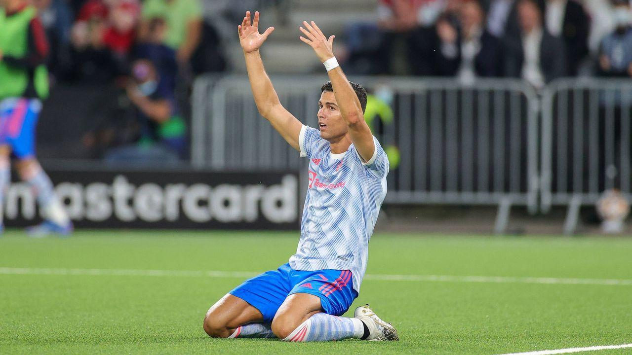 Ronaldos CL-Comeback für Manchester United - Bildquelle: 2021 imago