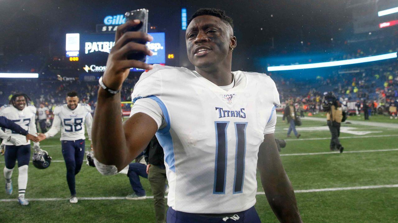 Tennessee Titans: A.J. Brown - Bildquelle: getty