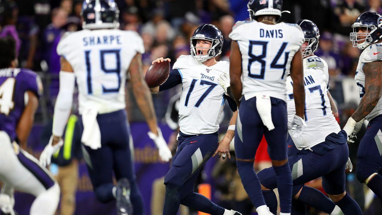 Platz 15 (geteilt): Tennessee Titans - Bildquelle: 2020 Getty Images