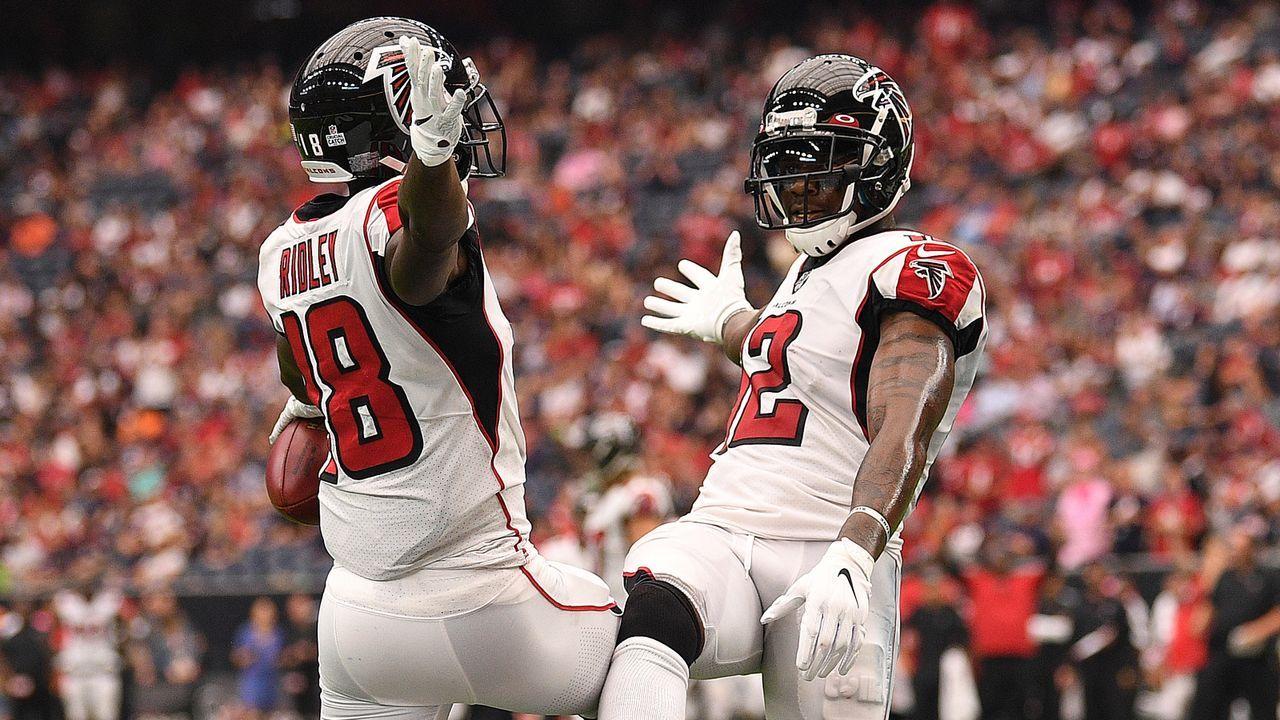 Pick 16: Atlanta Falcons - Bildquelle: 2019 Getty Images