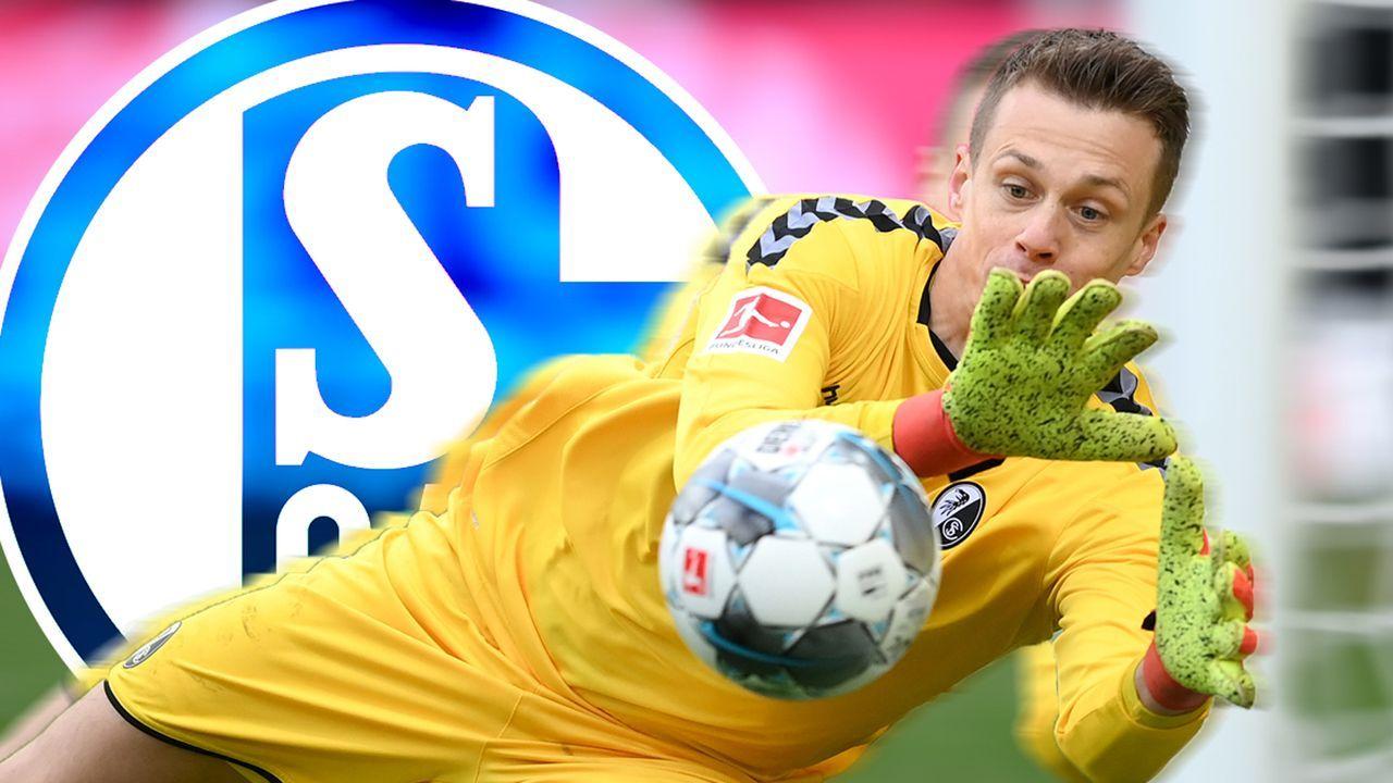 Alexander Schwolow (SC Freiburg) - Bildquelle: Getty
