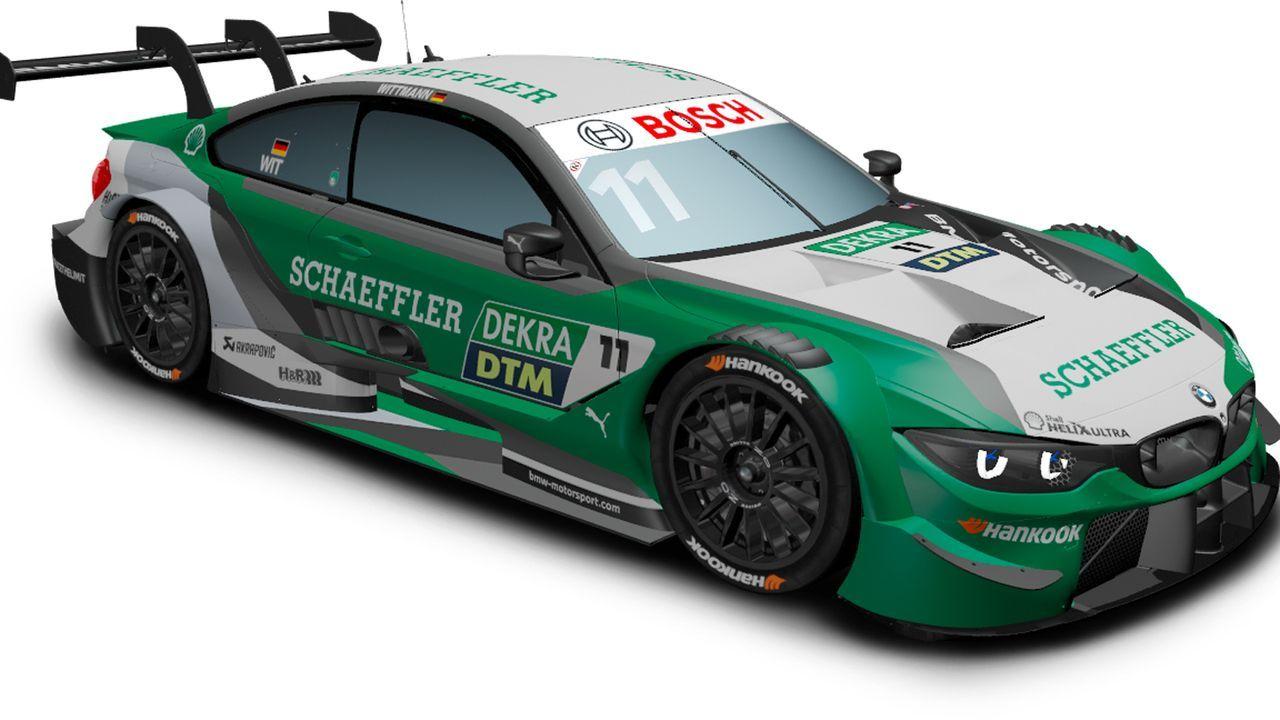Marco Wittmann (BMW Team RMG) - Bildquelle: DTM