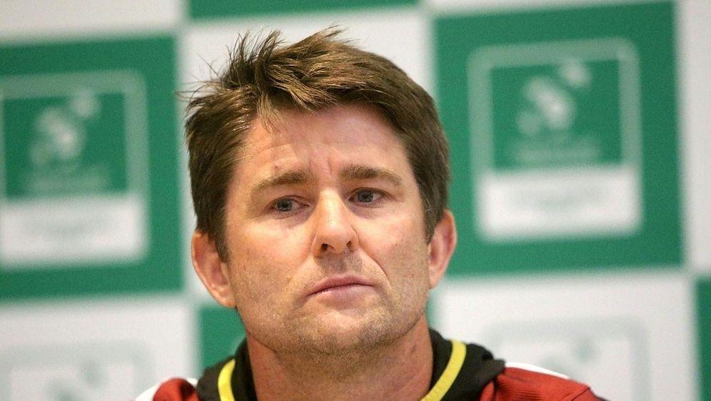 Kohlmann nominiert drei Debütanten für Davis-Cup-Team - Bildquelle: PIXATHLONPIXATHLONSID