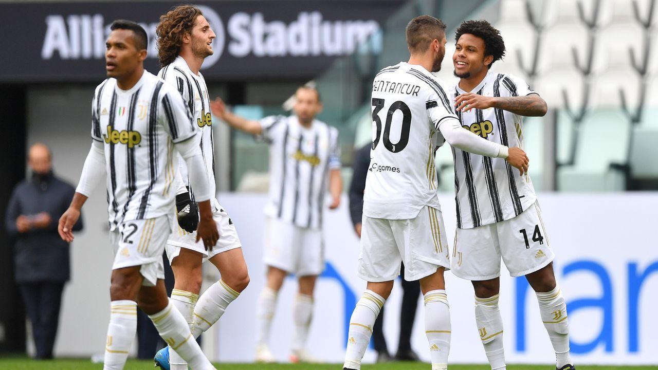 Juventus Turin - Bildquelle: 2021 Getty Images