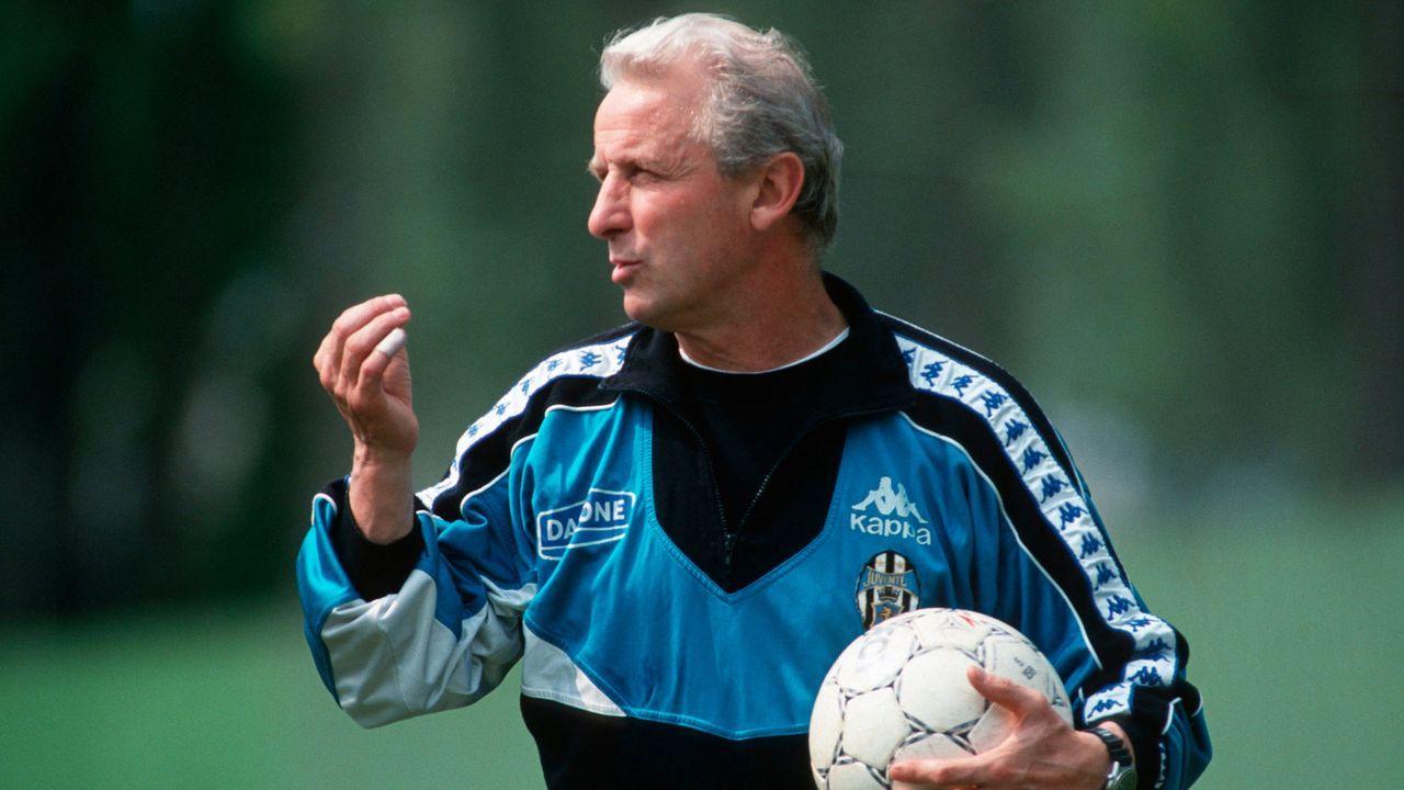 Giovanni Trapattoni (Juventus Turin 1976-86, 1991-94) - Bildquelle: 1994 Getty Images