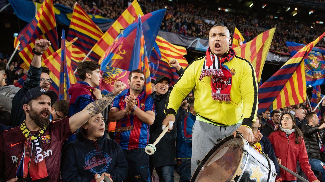 Platz 3 - La Liga (Spanien) - Bildquelle: 2019 Getty Images