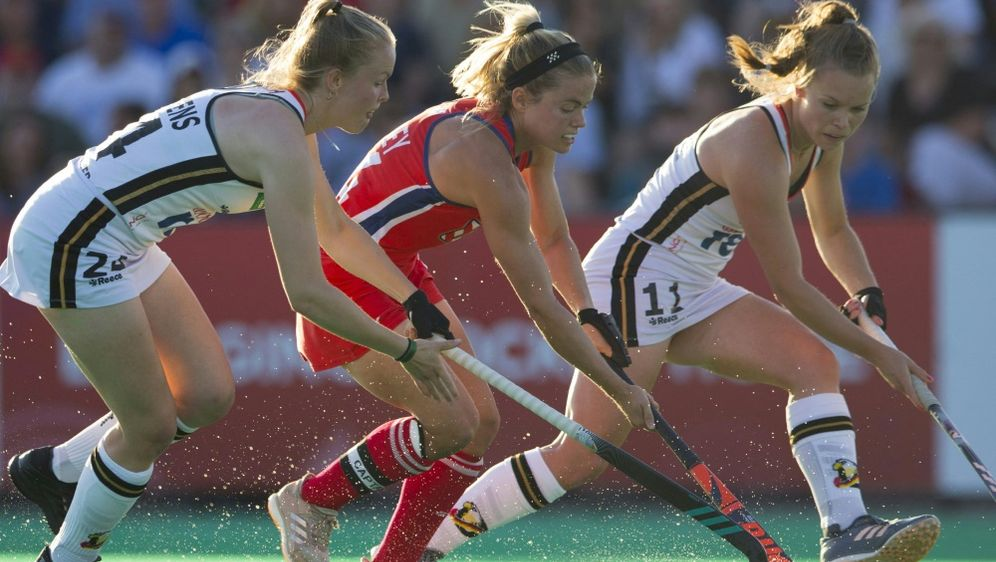 Deutsche Hockey-Frauen schlagen Spanien mit 4:1 - Bildquelle: AFPGETTY SIDMITCHELL LEFF