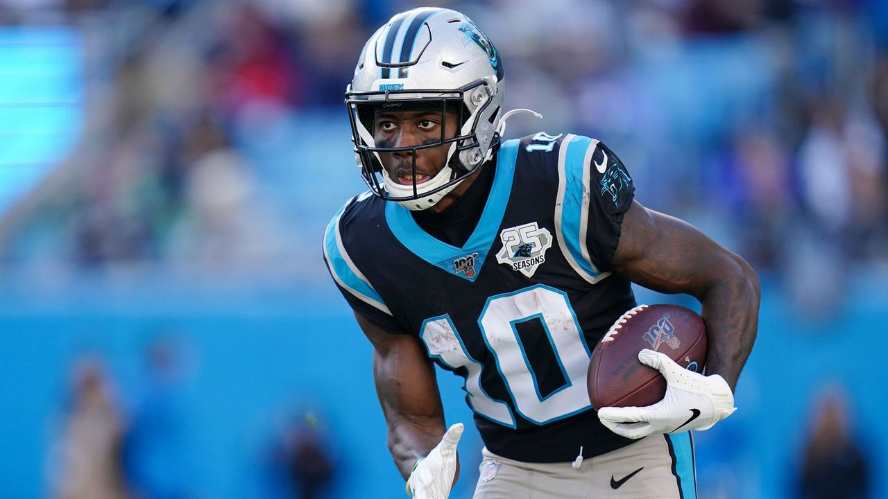 Curtis Samuel (Carolina Panthers) - Wide Receiver - Bildquelle: 2019 Getty Images