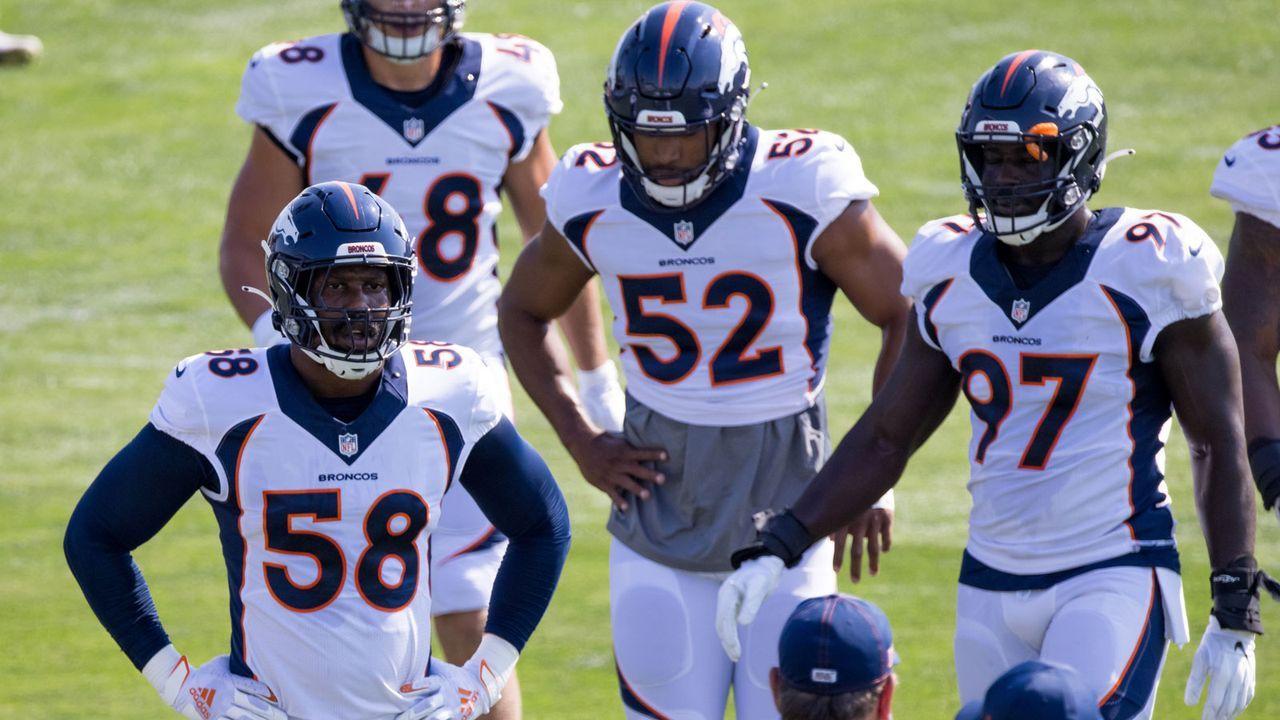 Denver Broncos - Bildquelle: Getty Images