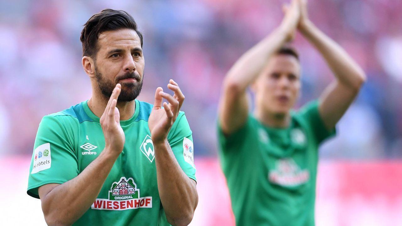 9. Platz: Werder Bremen - Bildquelle: imago