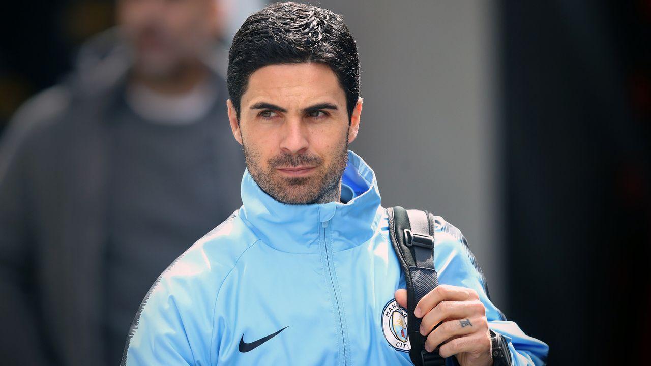 Mikel Arteta (Co-Trainer Manchester City) - Bildquelle: 2019 Getty Images