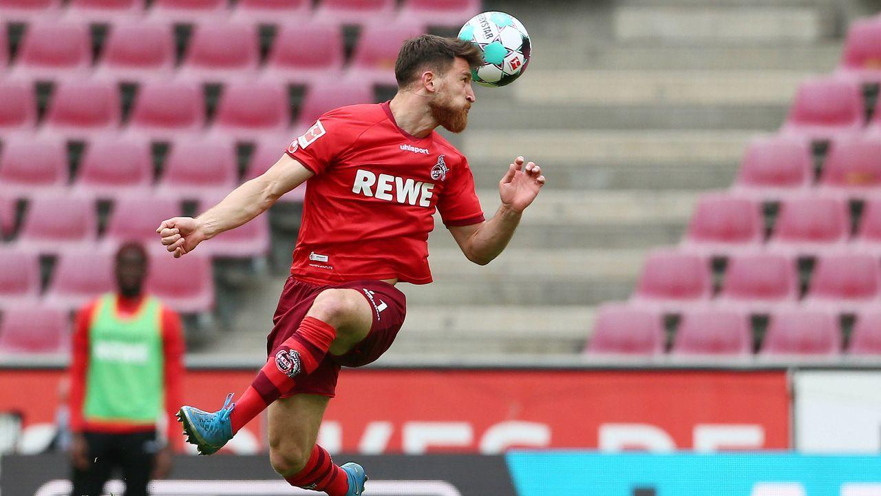 Salih Özcan (1. FC Köln) - Bildquelle: imago images/Herbert Bucco