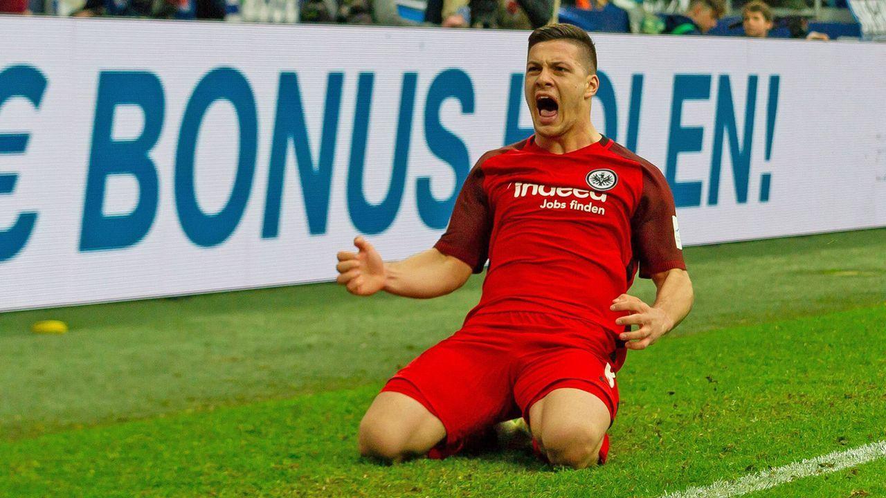 Luka Jovic (Eintracht Frankfurt) - Bildquelle: imago