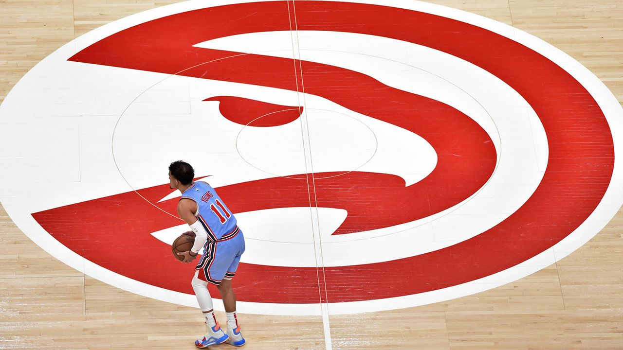 Platz 24: Atlanta Hawks - Bildquelle: imago