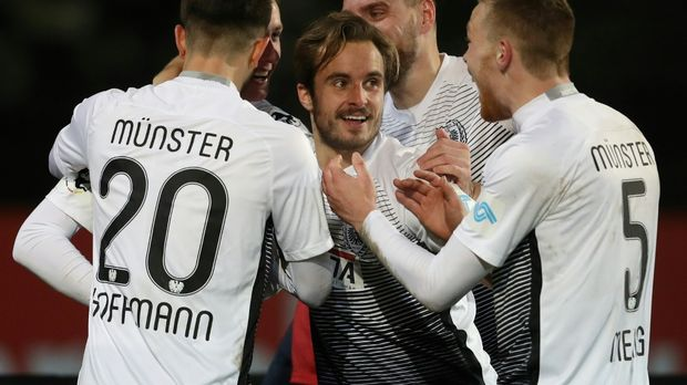3. Liga: Magdeburg übernimmt die Tabellenspitze