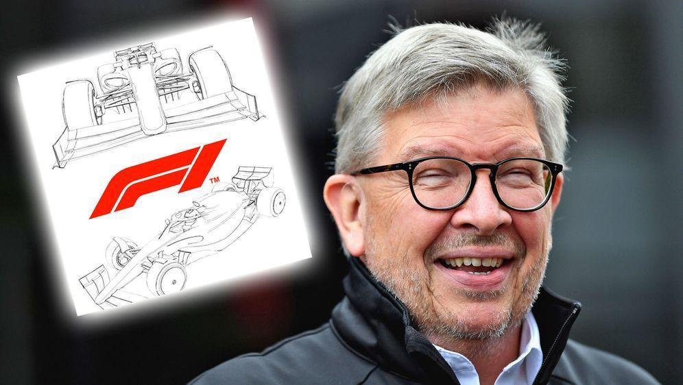 Die Formel 1 um Sportdirektor Ross Brawn hat erste Einblicke in die Regeländ... - Bildquelle: 2018 Getty Images, instagram.com/f1