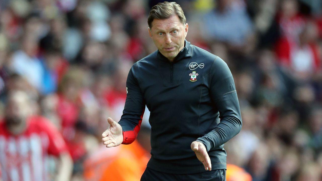 Platz 6 - Ralph Hasenhüttl (FC Southampton) - Bildquelle: 2019 Getty Images