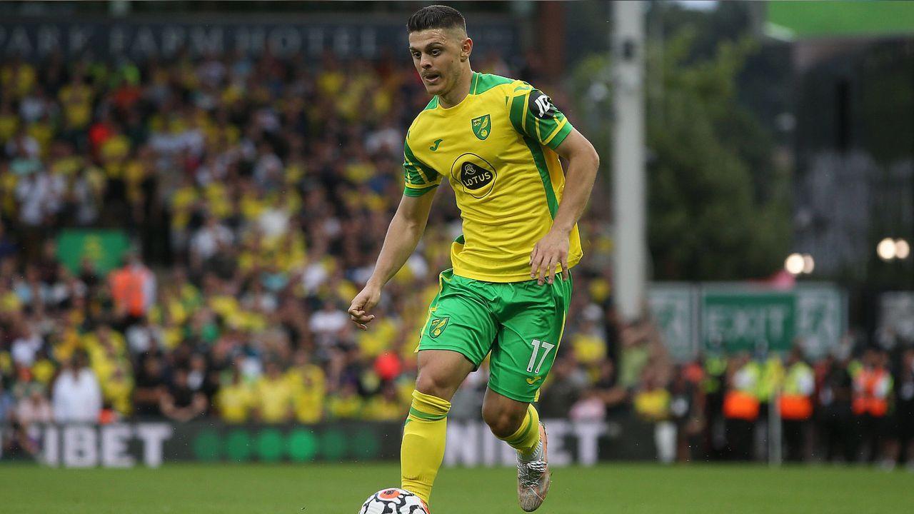 Platz 9: Norwich City (England) - Bildquelle: Imago Images