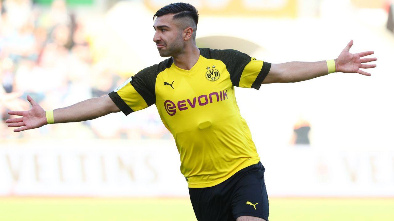 Emre Aydinel (Borussia Dortmund) - Bildquelle: imago images / Thomas Bielefeld