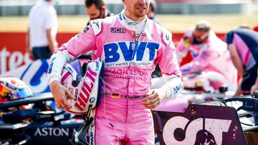 Nico Hülkenberg wird Ersatzfahrer bei Aston Martin - Bildquelle: FIROFIROSID