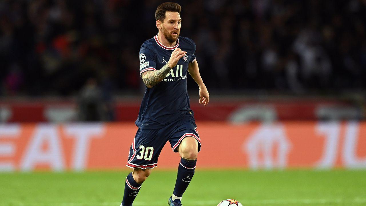 Lionel Messi (Paris St. Germain) - Bildquelle: 2021 Getty Images