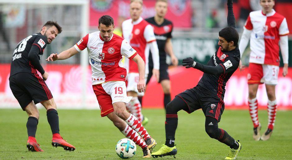31. Spieltag: Fortuna Düsseldorf - FC Ingolstadt - Bildquelle: imago/Schreyer