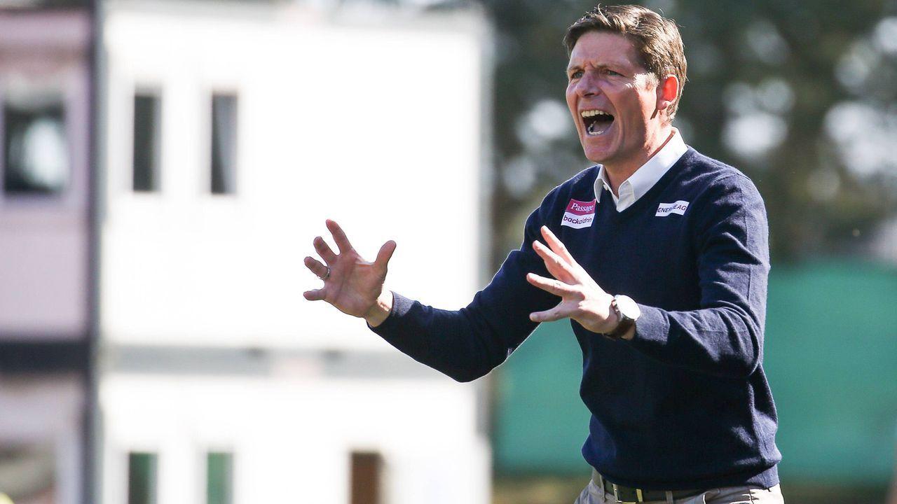 Trainerkandidat Oliver Glasner (LASK Linz) - Bildquelle: imago images / GEPA pictures