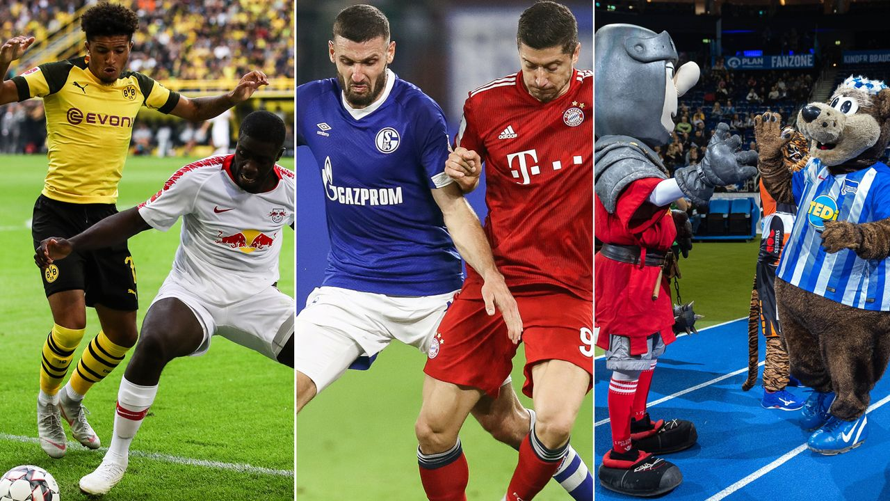 Bundesliga: Die Highlights des Spielplanes der Saison 2019/20 - Bildquelle: Getty Images/Imago