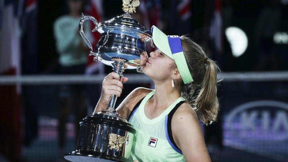 Australian-Open-Champion Sofia Kenin spielt in Berlin - Bildquelle: PIXATHLONPIXATHLONSID