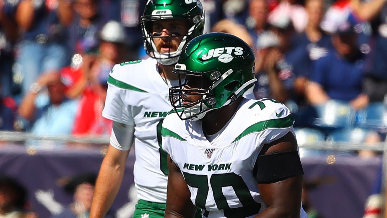 7. Kelechi Osemele (New York Jets) - Bildquelle: imago images/Icon SMI
