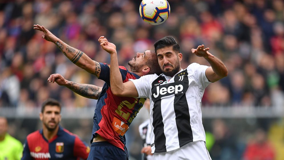 Ohne Ronaldo Juventus Kassiert Erste Liga Pleite