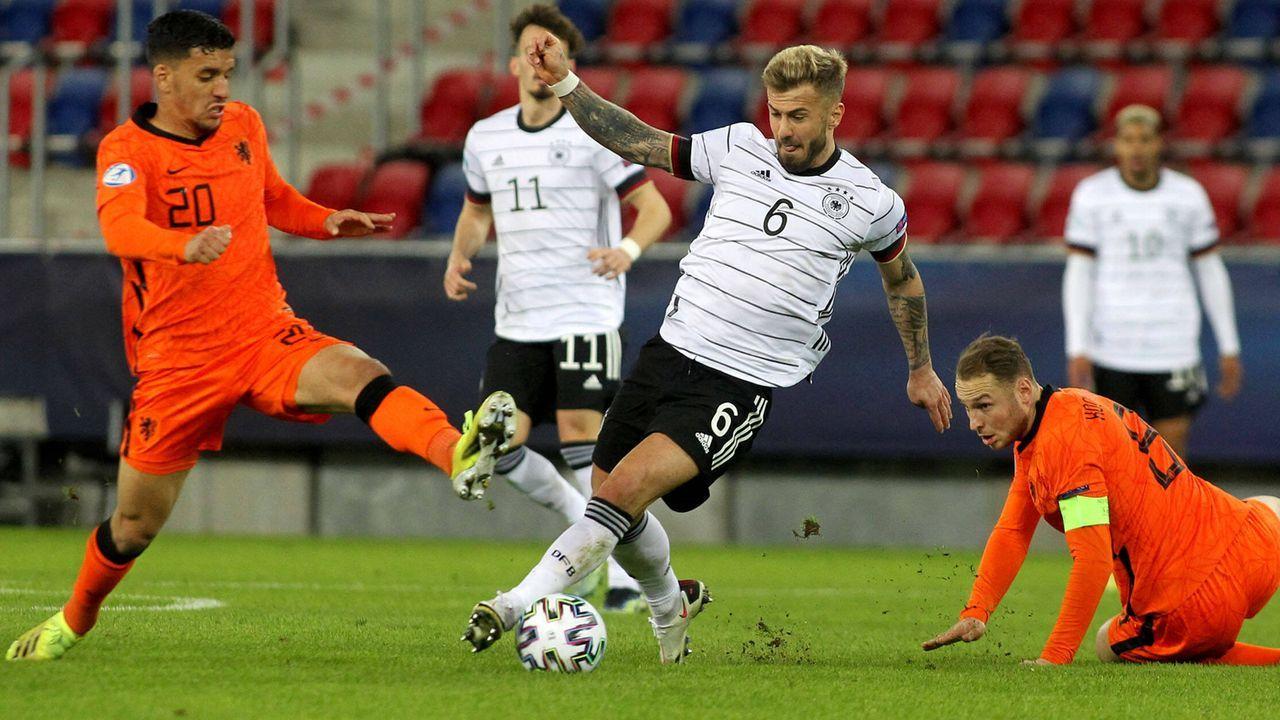 U21-EM: Halbfinalgegner Niederlande im ran-Check - Bildquelle: imago images/Matthias Koch