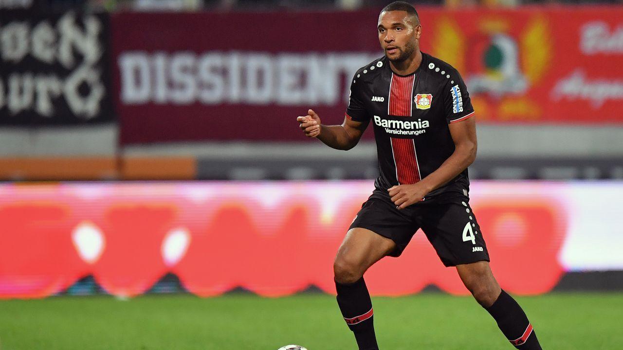 Platz 4 - Jonathan Tah (Bayer Leverkusen) - Bildquelle: 2019 Getty Images