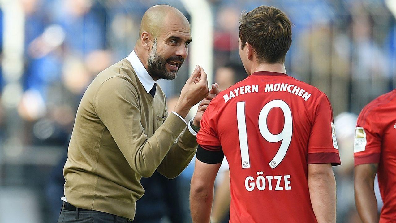 CONTRA: Götze und der FC Bayern - ein Missverständnis - Bildquelle: getty