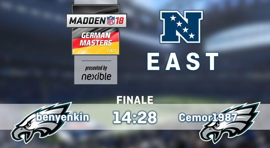 NFC East-Gewinner - Bildquelle: ran.de