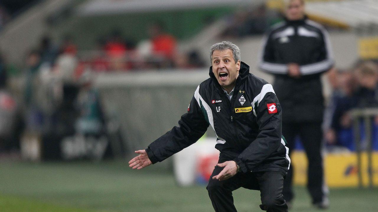 Platz 9: Borussia Mönchengladbach - Bildquelle: 2011 Getty Images