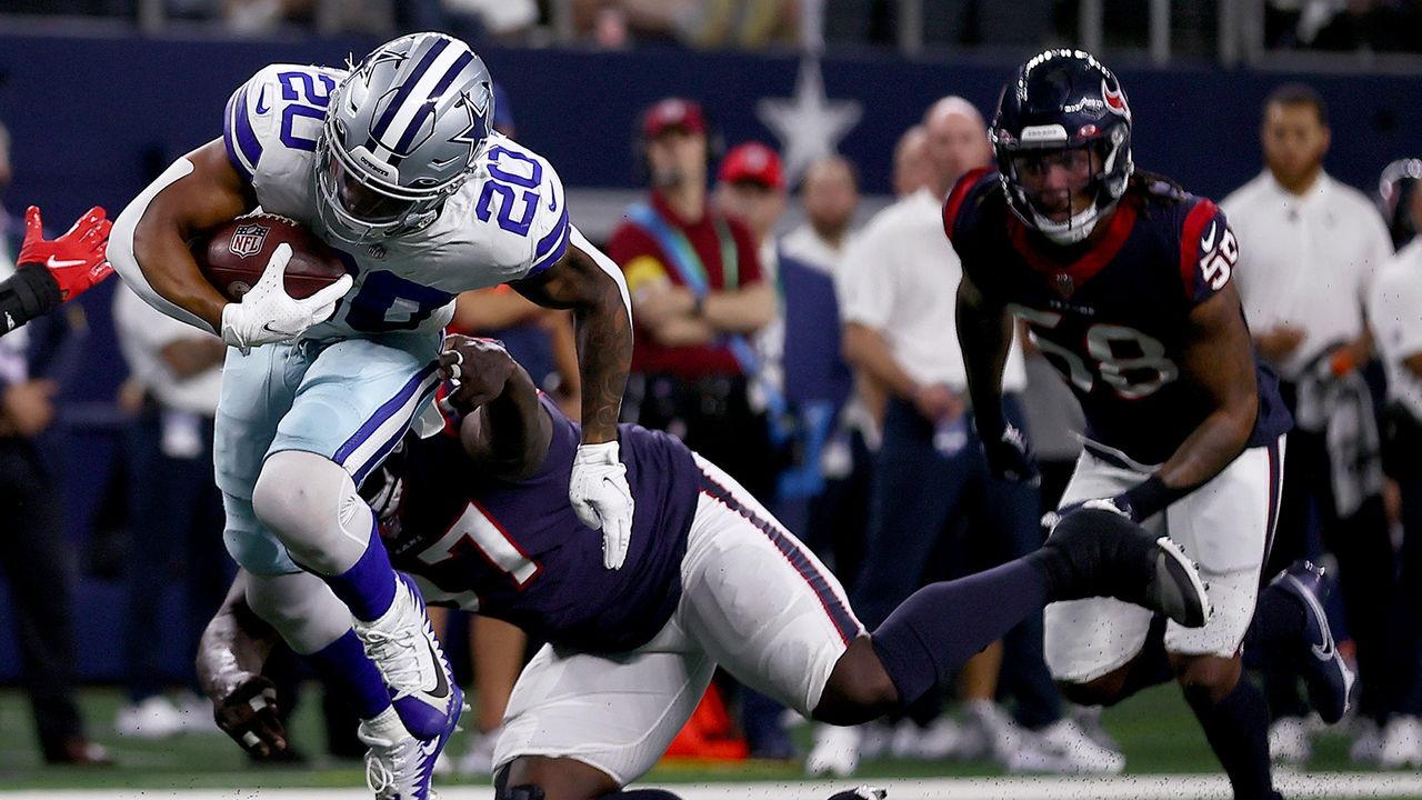Tony Pollard (RB, Dallas Cowboys) - Bildquelle: Getty Images