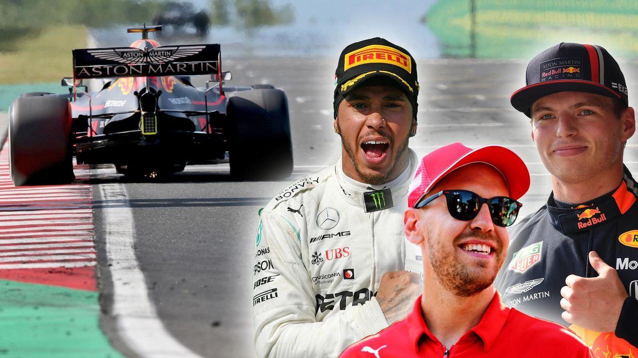 Die Formel 1 bleibt in Mexiko - Bildquelle: 2019 Getty images