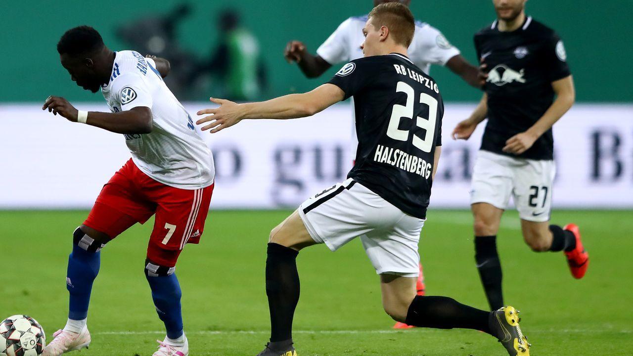 Marcel Halstenberg (RB Leipzig) - Bildquelle: Getty Images
