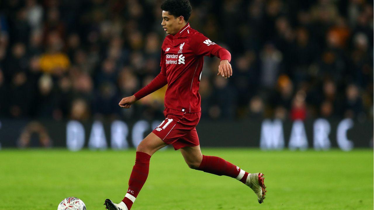 Ki-Jana Hoever, FC Liverpool - Bildquelle: 2019 Getty Images