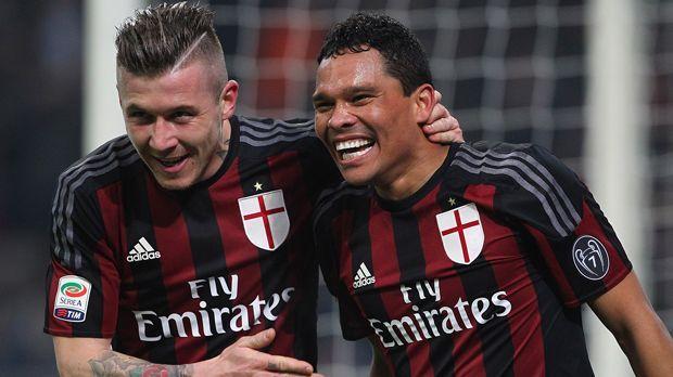 AC Mailand - Bildquelle: 2016 Getty Images