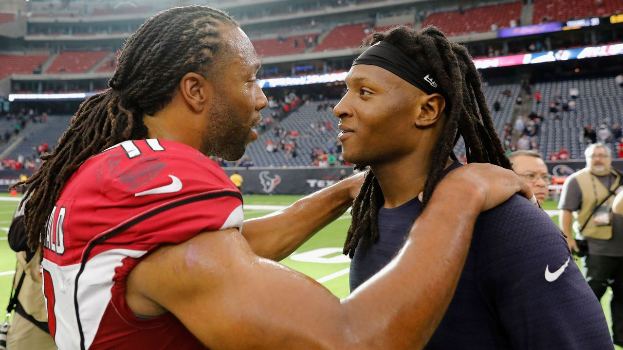 Mega-Trades! Houston tradet DeAndre Hopkins nach Arizona ... - Bildquelle: 2017 Getty Images