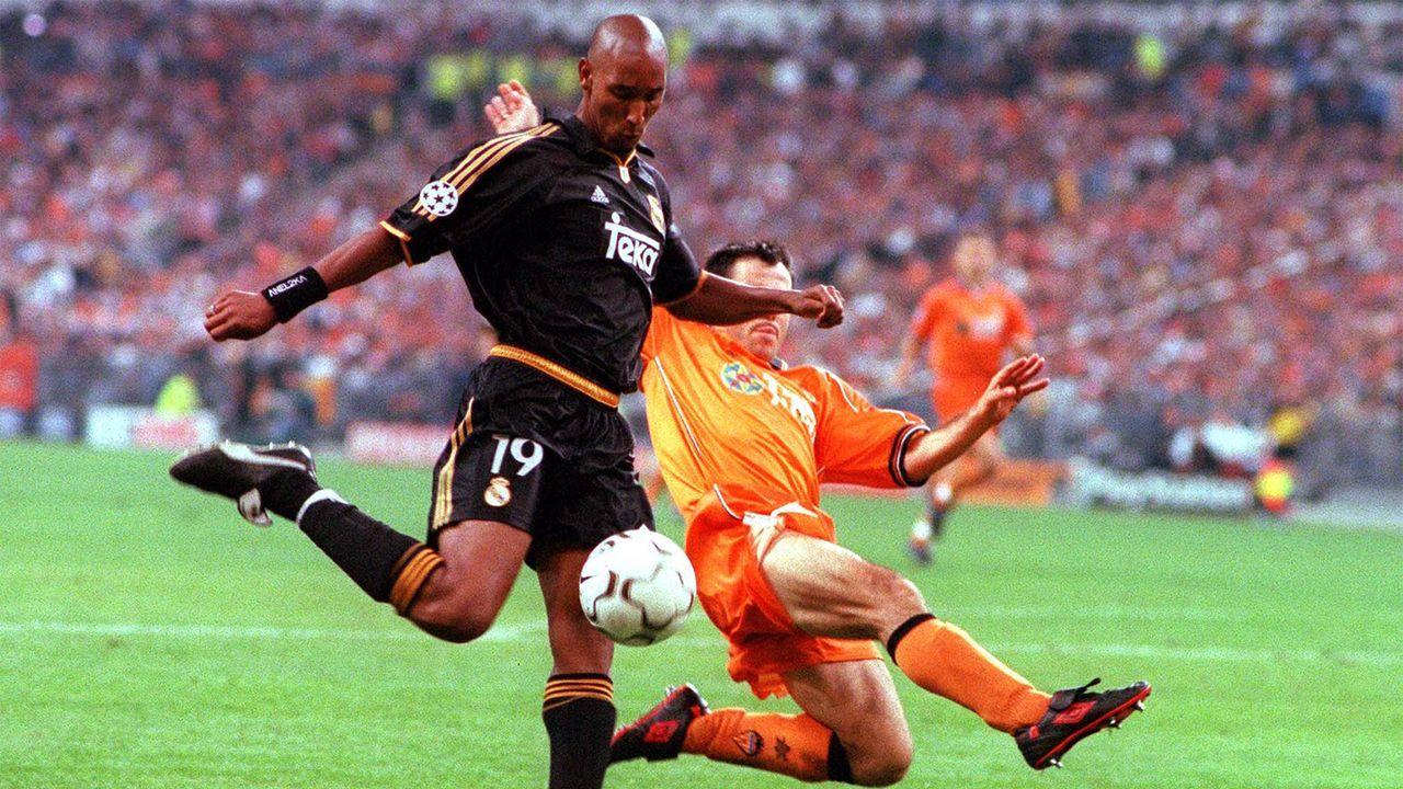 1999/2000 - Real Madrid - FC Valencia - Bildquelle: Imago Images