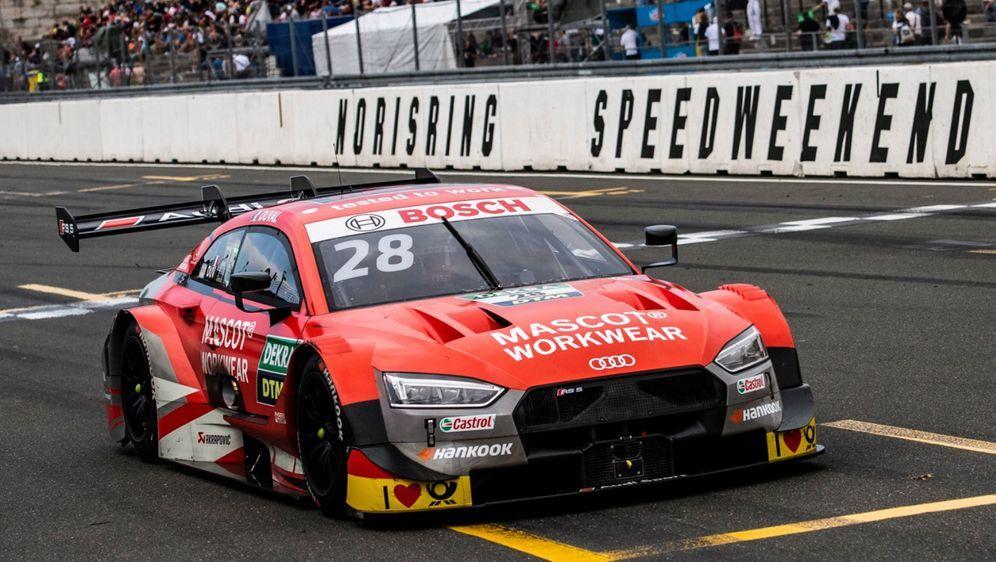 Der geplante DTM-Saisonauftakt in Nürnberg steht kurz vor der Absage. - Bildquelle: Audi