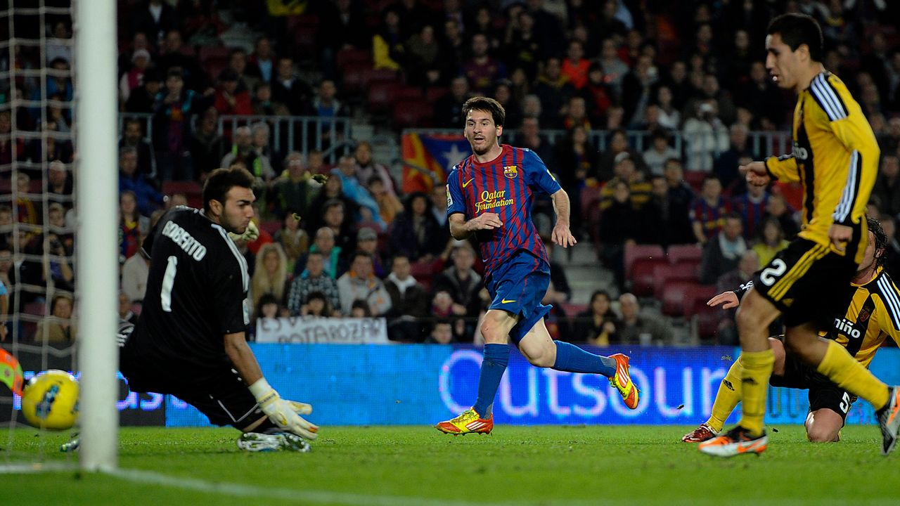 La Liga (Spanien) - Bildquelle: 2011 Getty Images